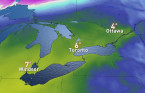 Ontario: Recent snow will have a tough time lasting this weekend