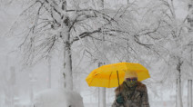 Record-breaking storm unleashes travel havoc on U.S. Northeast