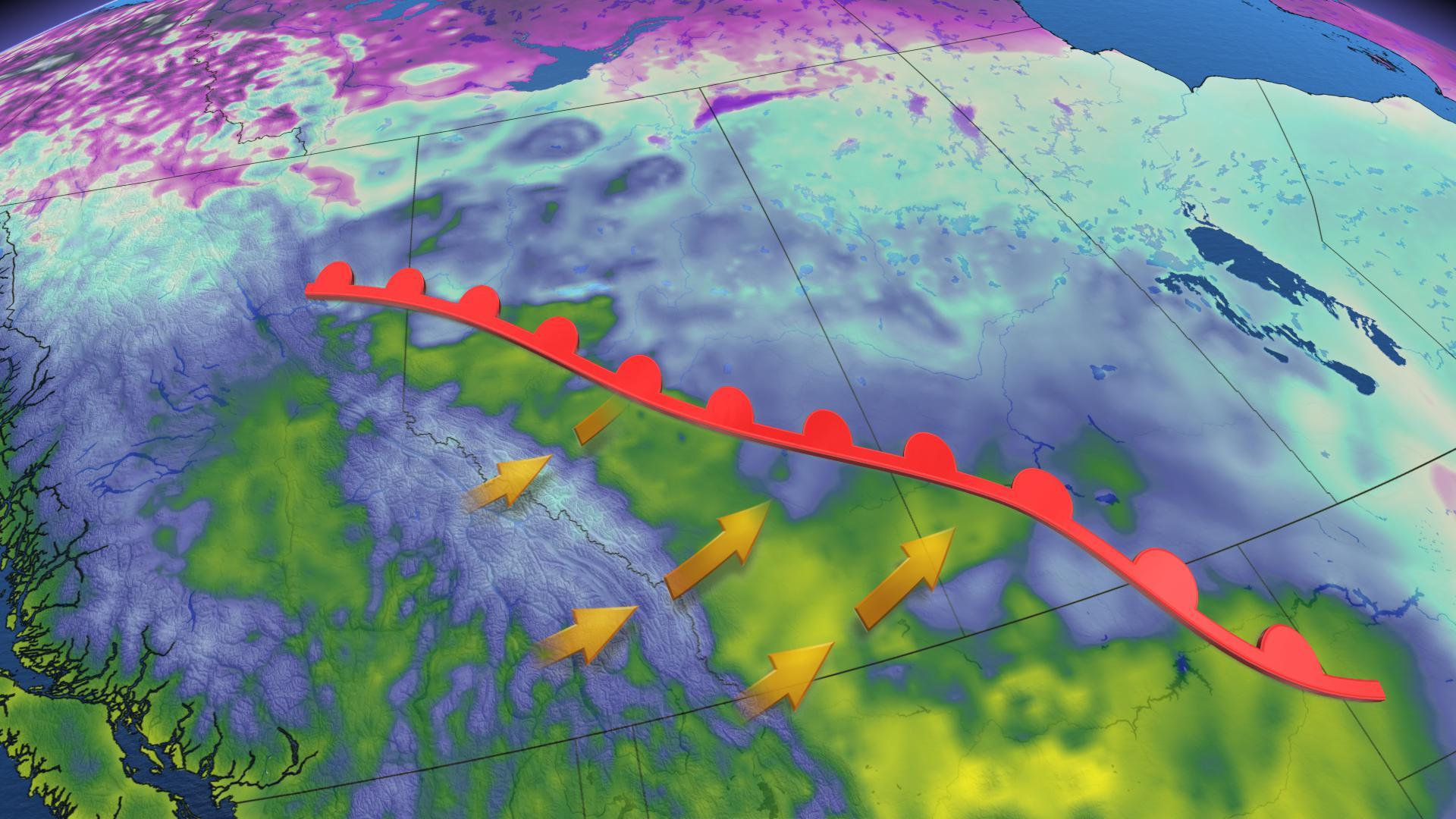 Prairies: Record-setting deep freeze finally coming to an end as warmup looms