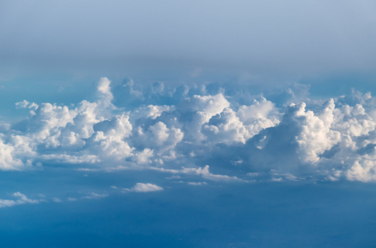 Thinning clouds in a warmer world could further amplify climate change