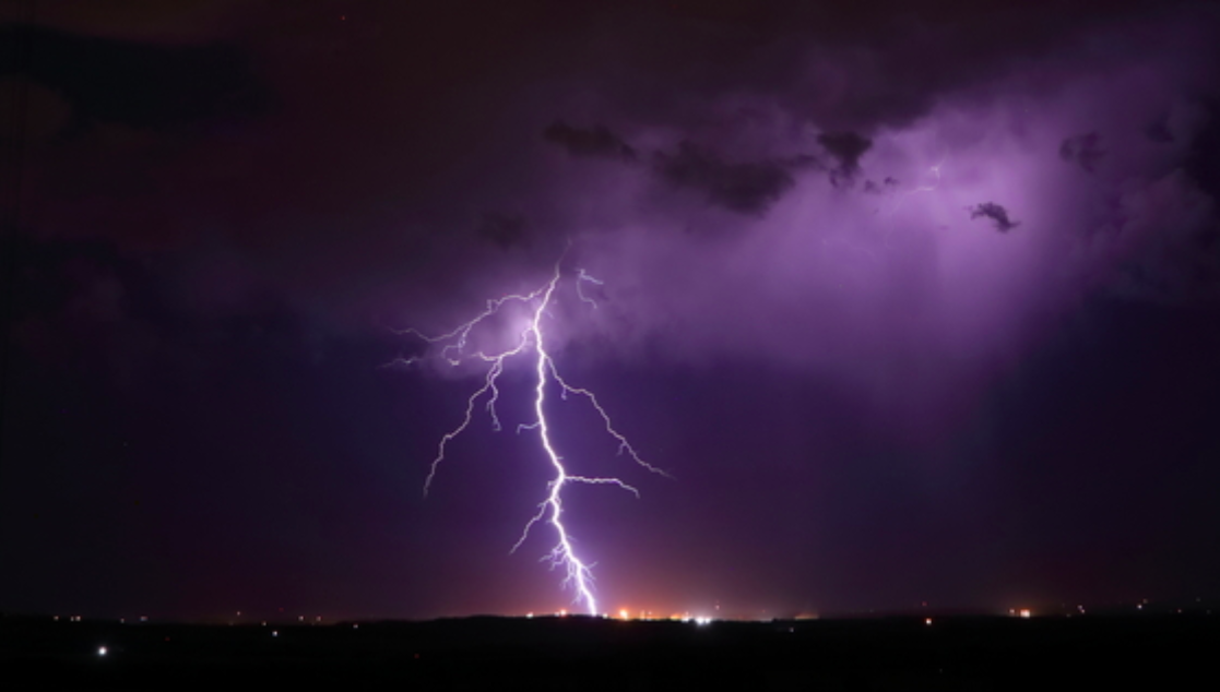 Severe storm risk for the Saskatchewan-Manitoba border