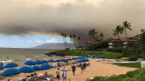 Paradise in flames: Hawaii's Maui Island wildfire forces evacuations