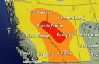Prairies:  Severe storm risk returns amid extreme heat