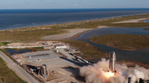 Successful Starship 'hop' test puts SpaceX one step closer to Mars