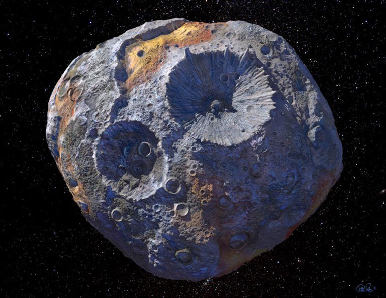 Why are scientists so interested in this $10,000-quadrillion asteroid — Psyche