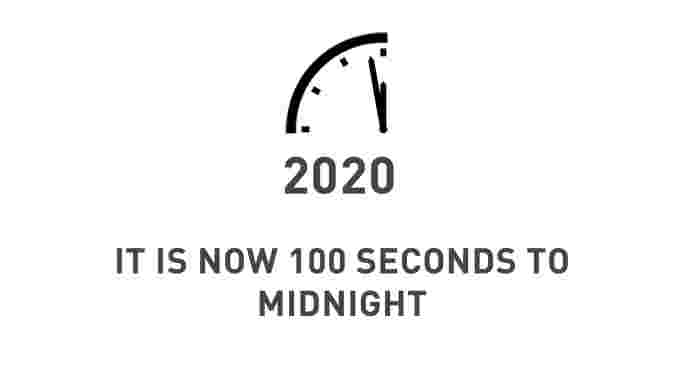 DoomsdayClock-100-seconds-to-midnight