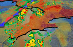 Severe storm risk ramps up in Ontario as oppressive heat set to simmer