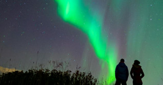 Check it out: Photographer captures stunning images of the Northern Lights