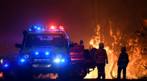 Fears grow about Sydney after Australia due to giant 'mega fire'