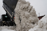 How Montreal dumps 300,000 truckloads of snow each winter