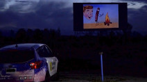 'Bigger and safer under the stars': Drive-ins reopen amid pandemic
