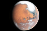 On 'Snowball Mars', immense glaciers may have sheltered ancient microbial life