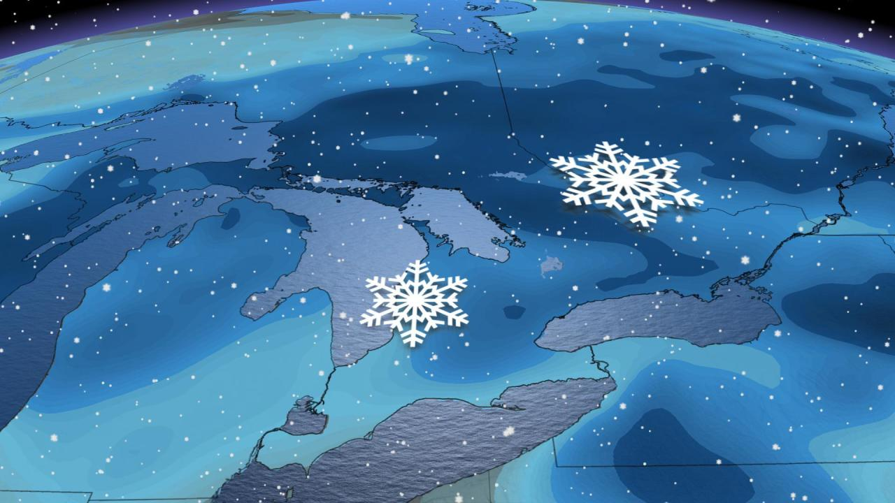 Ontario: Most of Family Day will be pleasant, but unsettled weather will return