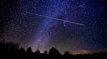 EYES UP! Year's BEST meteor shower happens tonight!
