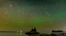 EYES UP! Impressive meteor shower to brighten up the night sky