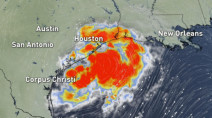 Texas: Named storm or not, most serious flood threat since Hurricane Harvey