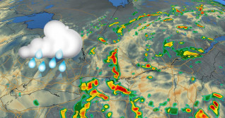 Much-needed rain brings relief from the heat in Ontario, but storm risk lingers