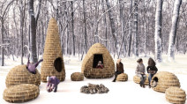 Winners of 2020 Winnipeg Warming Hut competition now on display
