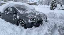 PHOTOS: Winter storm wallops parts of Eastern Canada with hefty snow