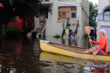 New Orleans already under water ahead of Tropical Barry's formation