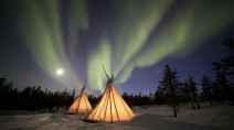 Study shows how earthquake detectors can be used to study northern lights