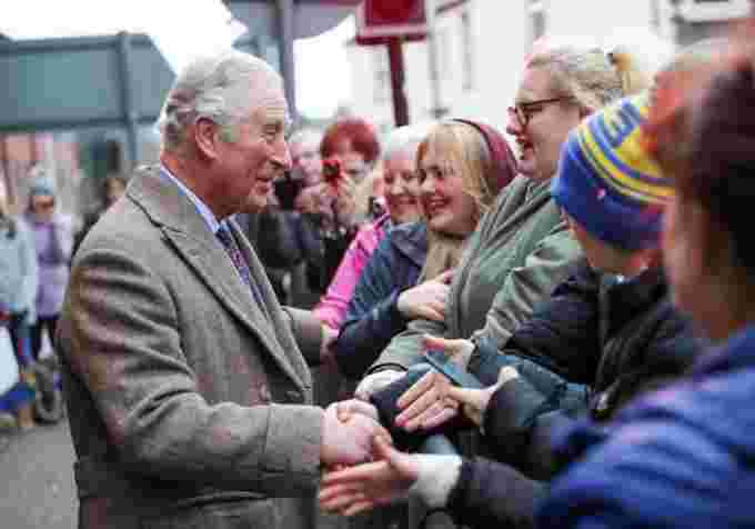 REUTERS - Prince Charles