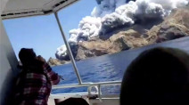 New Zealand's largest volcano showed signs of eruption