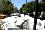 What was behind Mexico's massive hailstorm?