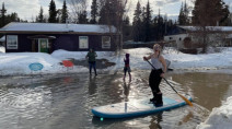 Yukon emergency officials brace for possible spring floods