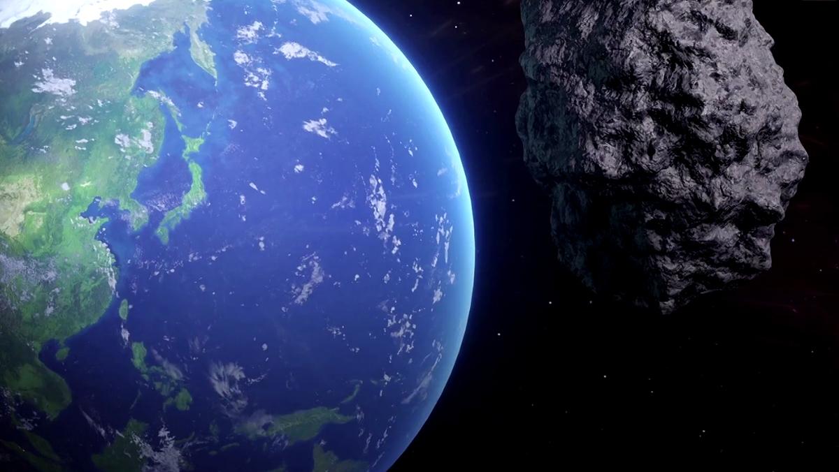 Le plus gros astéroïde de 2021 arrive ce mois-ci - MétéoMédia