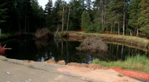 Growing sinkhole in Nova Scotia could threaten Trans-Canada Highway