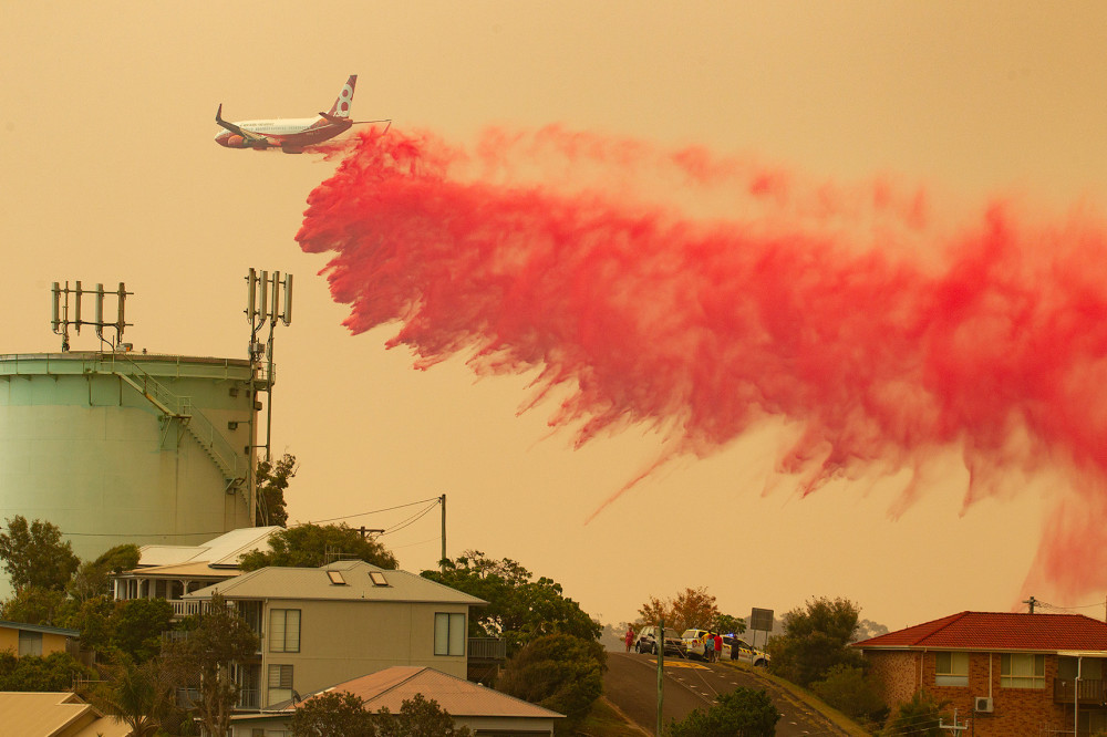 Australian bushfires kill three, destroy at least 150 homes