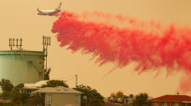 Australian bushfires kill three, destroy at least 150 homes