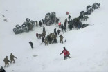Second avalanche in eastern Turkey kills dozens of rescuers