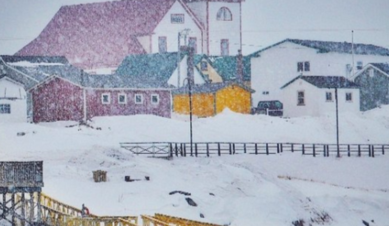 245+ cm and counting. Has Newfoundland stolen Canada's winter snow?