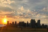 Calgary's air quality dipped below China's due to California wildfire smoke