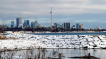Winter has been quite deceiving in Toronto