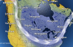 Taste of early winter spreads across Canada by Halloween, early November