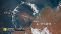 Must see: Beautiful dust storm sweeps over Australia