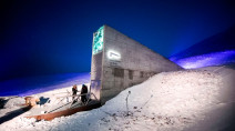 Arctic 'doomsday' food vault welcomes millionth seed variety