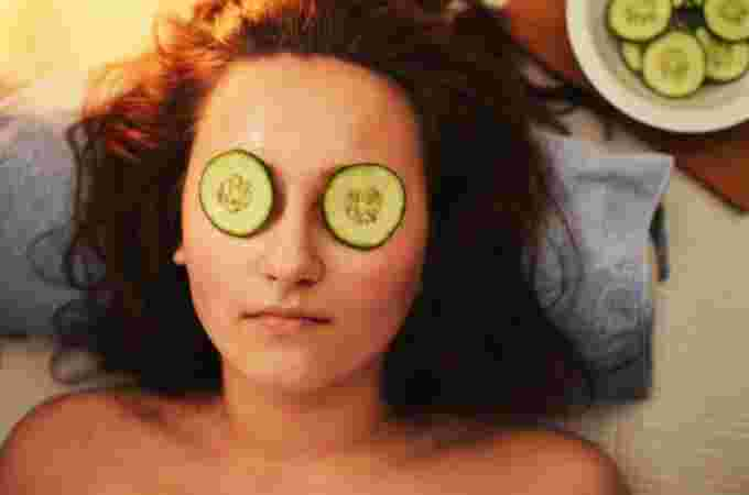 Spa beauty relax cucumbers pexels
