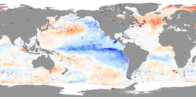 east-central Equatorial Pacific