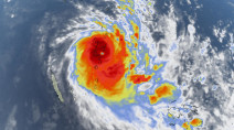 Cyclone Harold strongest storm on Earth as it exits Vanuatu