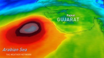 Gujarat, India on alert as Cyclone Vayu track changes