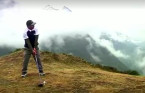 Check out the world's highest altitude golf tournament