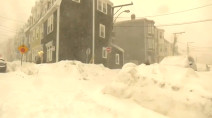 State of emergency declared as 75 cm of snow threatens Newfoundland