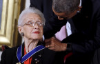 Katherine Johnson, NASA mathematician portrayed in 'Hidden Figures', dies at 101