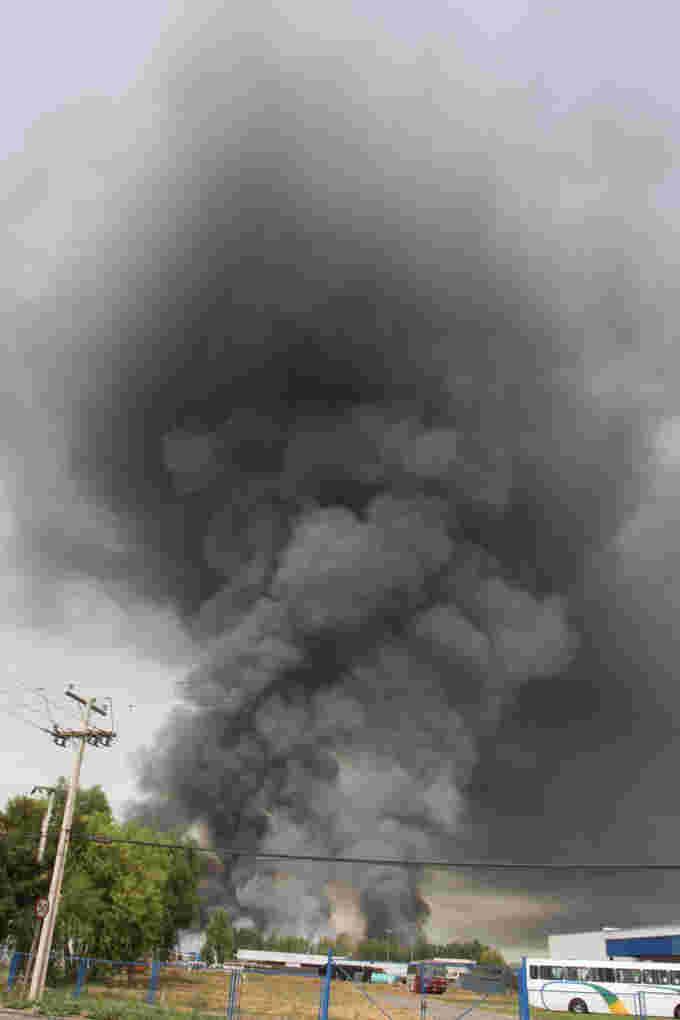 Terremoto de Chile produce plástico de fuego de 2010
