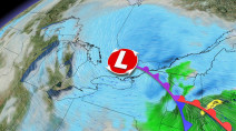 Ontario: 'Worst is yet to come' as storm, dangerous squalls threaten 40+ cm