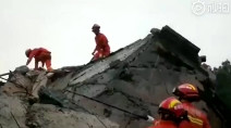 China: Search efforts continues after deadly earthquakes